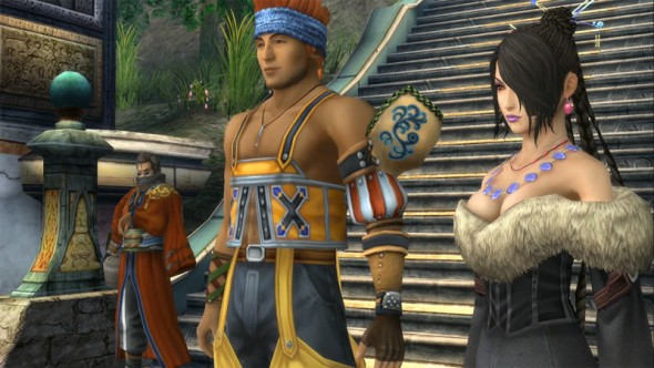 FinalFantasyX - Screenshot 3
