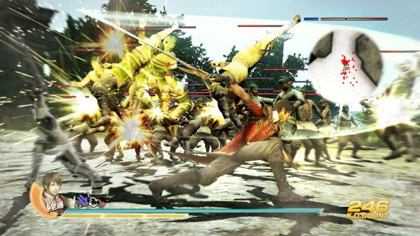 dynastywarriors8xtremelegendsgameplay