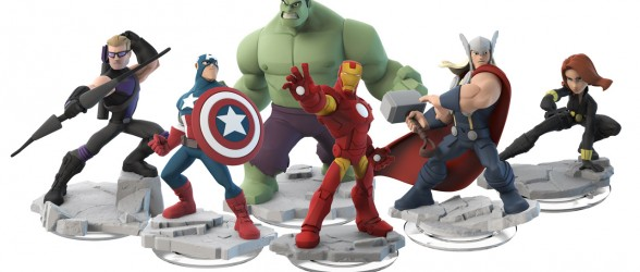 "Disney Infinity 2.0 – ""The Avengers"" play set"