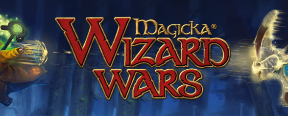 Magicka: Wizard Wars launched today.