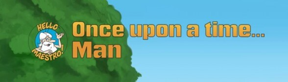 Once Upon A Time… Man, a new DICE+ game for Android!