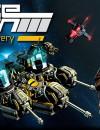 Space Run website and screenshots!