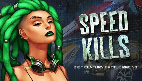 Speed Kills logo