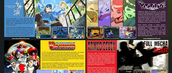 Nyu Media announces four doujin games for Steam Greenlight