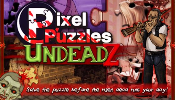 Pixel Puzzles Undeadz