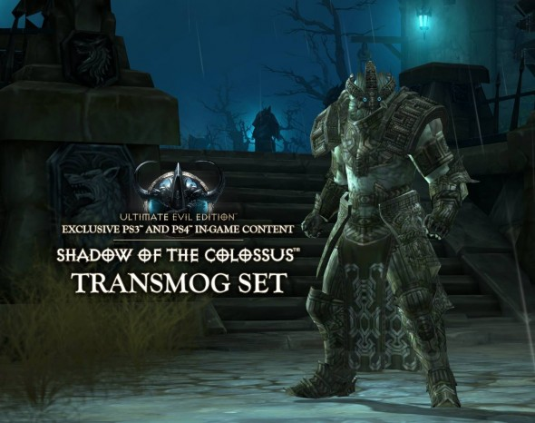 Shadow of the Colossus™ Transmog Set