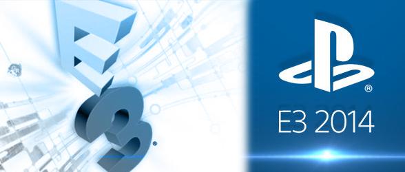 E3 2014 – PlayStation