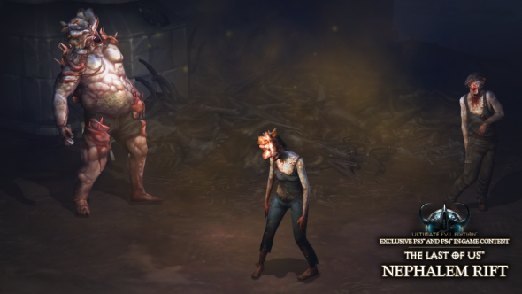 The Last of Us Nephalem Rift