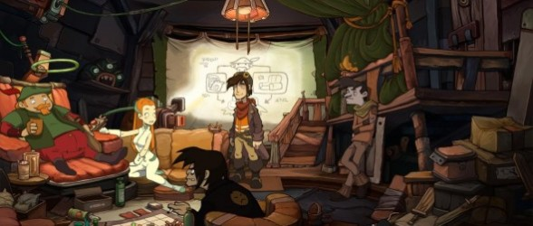 Deponia: The Puzzle and Edna & Harvey: The Puzzle – Now Available