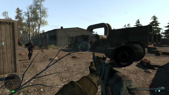 Chernobyl Commado Combat