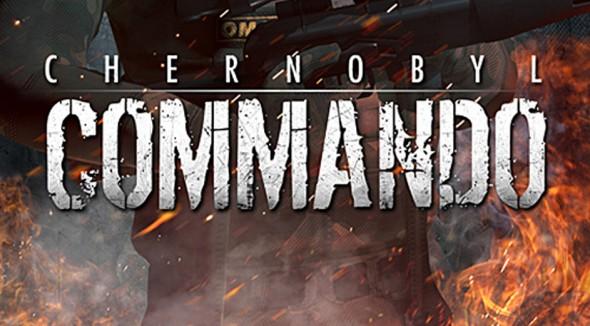 Chernobyl Commando Logo