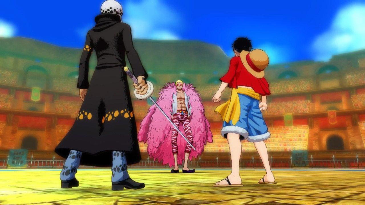Download One Piece Unlimited World Red Ps3 Games