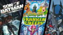 DVD releases – DC Universe Son of Batman, Batman: Assault on Arkham and Scooby-Doo: Frankencreepy