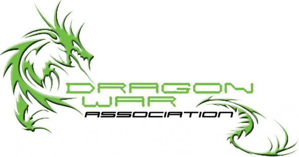 Dragon war logo
