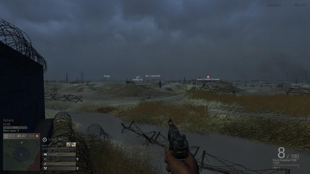 Verdun gameplay 2