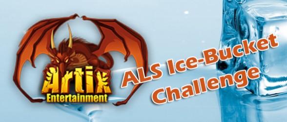 ALS Ice Bucket Challenge reaches video game studios