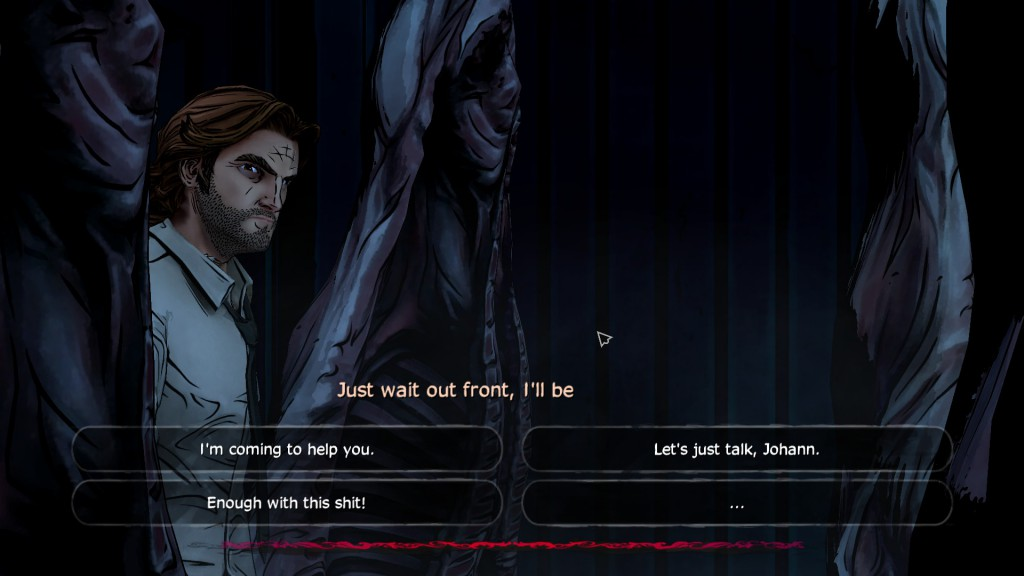 the wolf among us dialogue