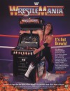 Wrestlemania: The Arcade Game