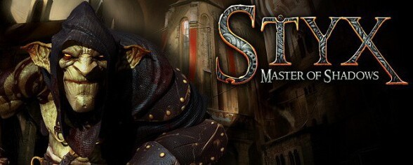 Styx ascends the Tower of Akenash a new gameplay video