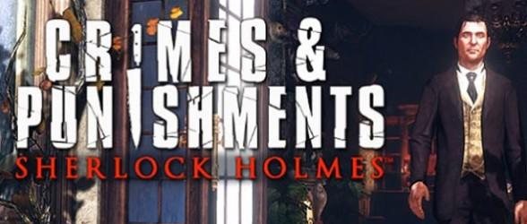 Sherlock Holmes Crimes & Punishments – Launch Trailer