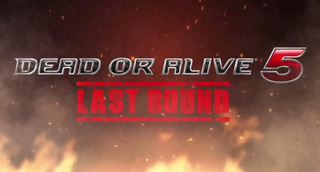 dead-or-alive-5-last-round-logo
