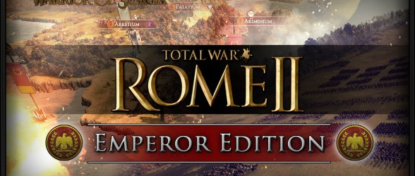 Total War Rome 2 Emperor Edition is now available