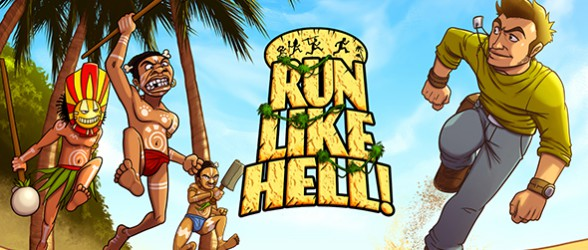 Get eaten alive or Run Like Hell on the PS Vita