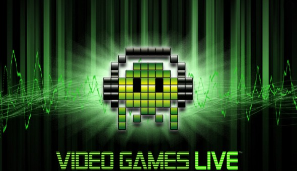 Video Games Live coming to Antwerp – Belgium