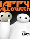 Carve your own Baymax pumpkin