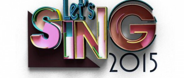 Let's Sing 2015 – Tracklist Revealed