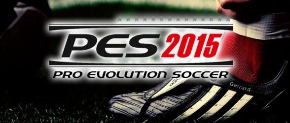 New Pro Evolution Soccer 2015 trailer!