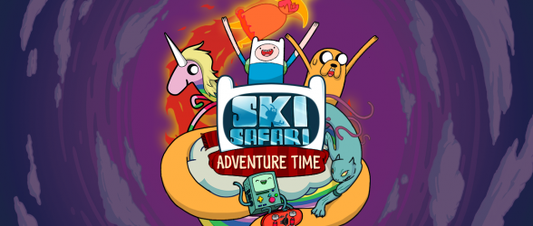 New content for Ski Safari: Adventure Time