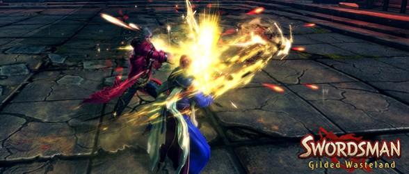 Swordsman: Gilded Wasteland – Gameplay trailer announced