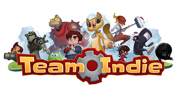 team indie logo