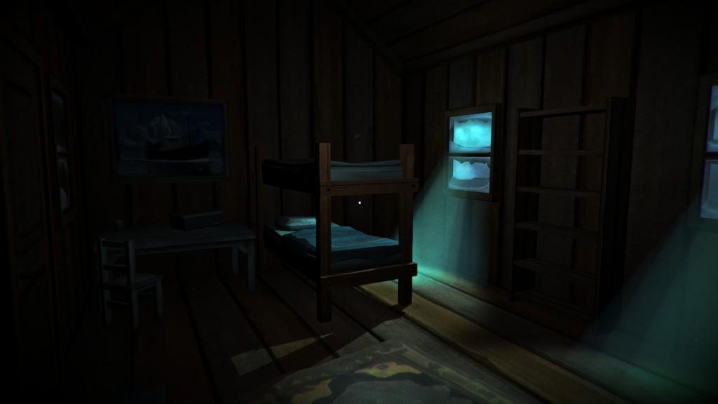 the long dark - cabin