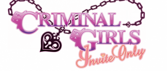 New trailer and screenshots for Criminal Girls: Invite Only