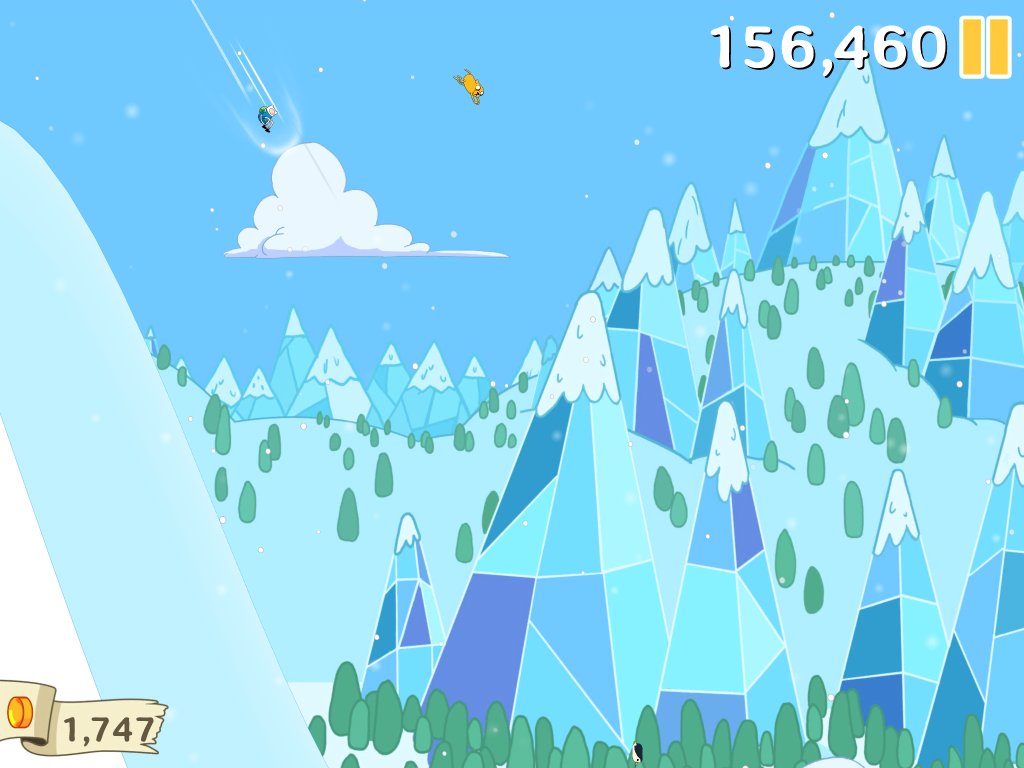 SkiSafari_AdventureTime_Screen2