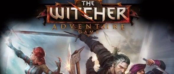 The Witcher adventure game out now!