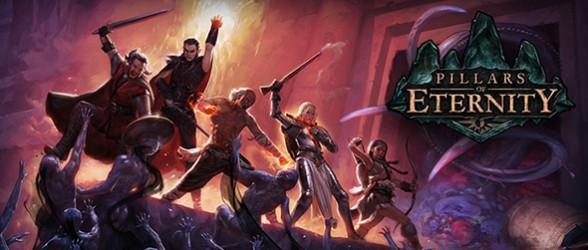 Pre-Orders for Pillars of Eternity now available