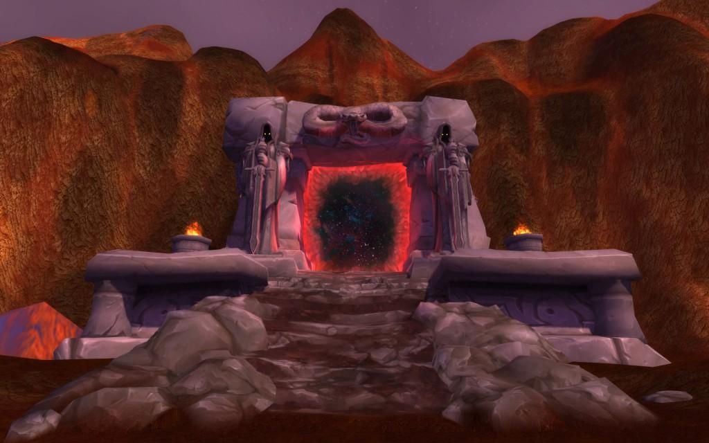 warlords of draenor dark portal