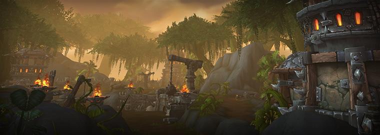 warlords of draenor tanaan jungle