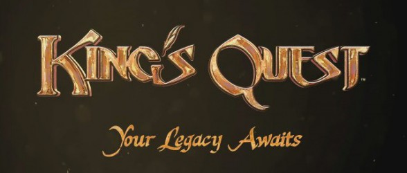 King's quest video shows voice acting