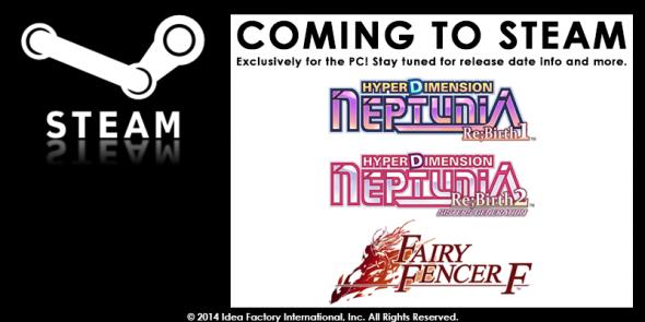 Neptunia-FairyFencerF-Steam