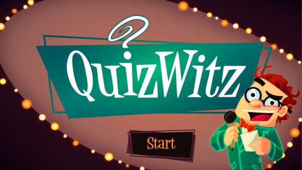 QuizWitz-screenshot-start