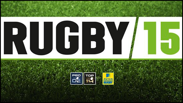 Rugby 15 logo