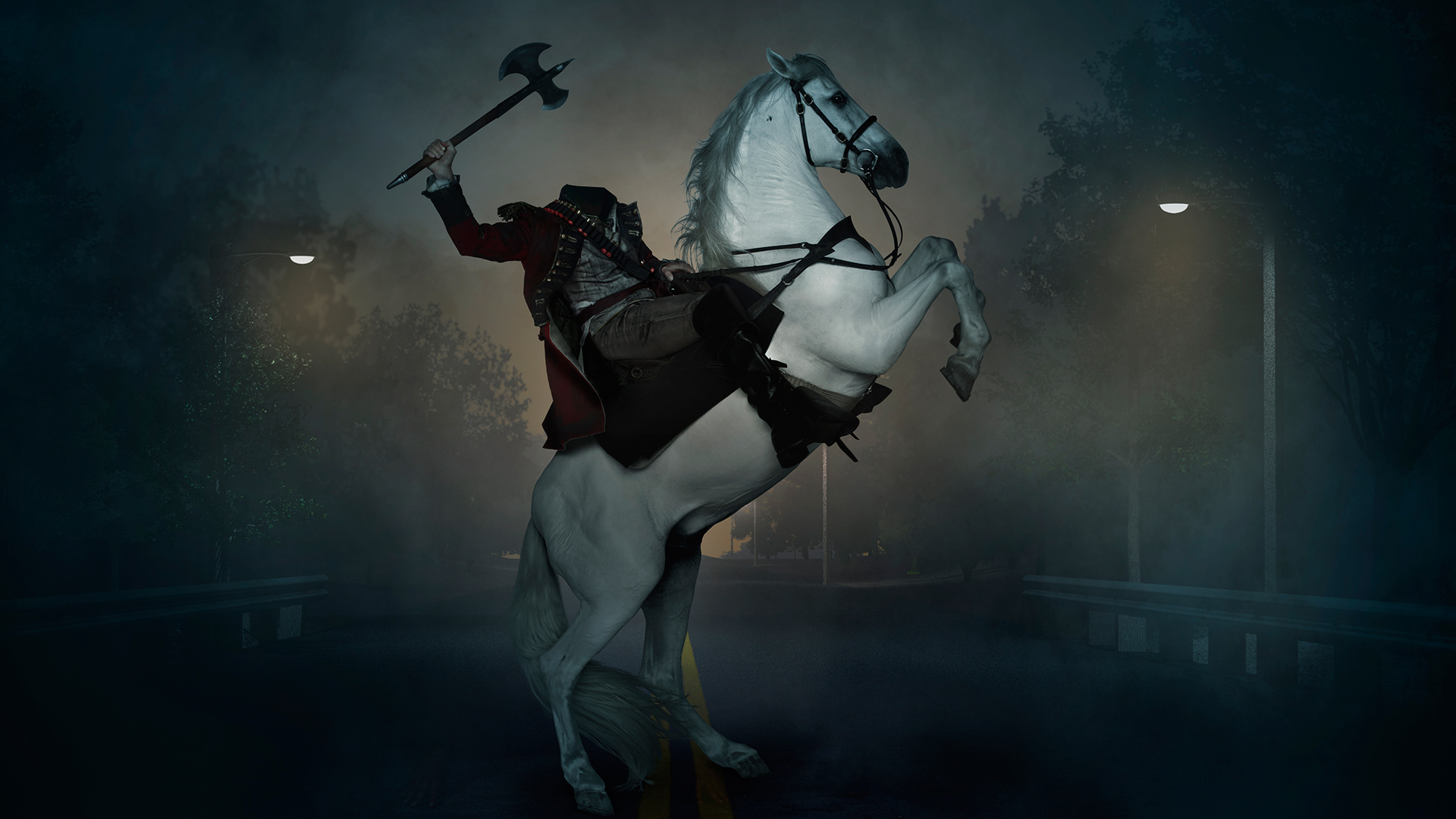 Headless Horseman (Legend of Sleepy Hollow)