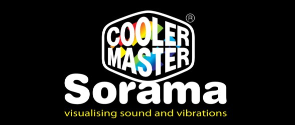 Cooler Master and Sorama want to save your ears