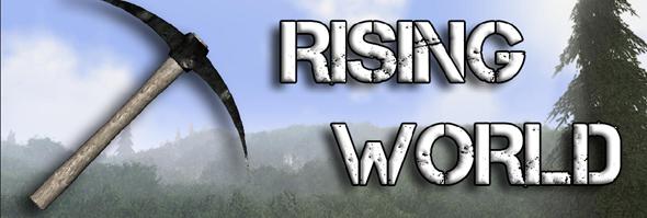 rising world banner