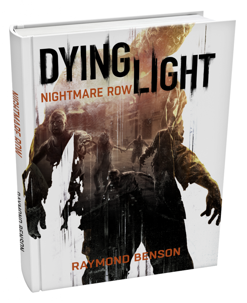 Dying Light Book Cover copy