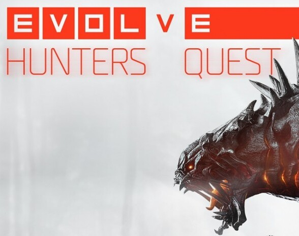 Evolve: Hunters Quest launch trailer‏